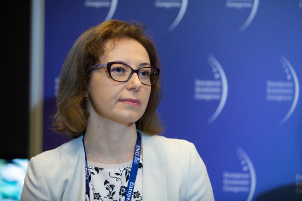 Renata Dobrzyńska, dyrektor zespołu finansów publicznych w Fitch Polska (fot.PTWP)