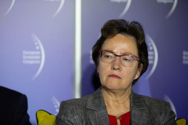 Małgorzata Mika-Bryska, dyrektor ds. regulacji i relacji publicznych spółki Veolia Energia Polska.(fot.PTWP)