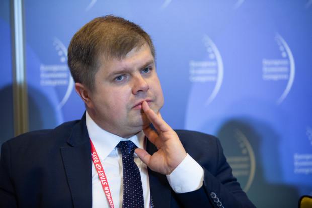 Wojciech Kałuża, wicemarszałek woj. śląskiego (fot.PTWP)