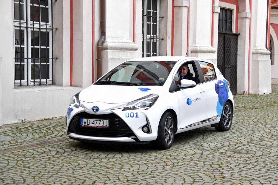 Poznań stawia na współdzielenie środków transportu
