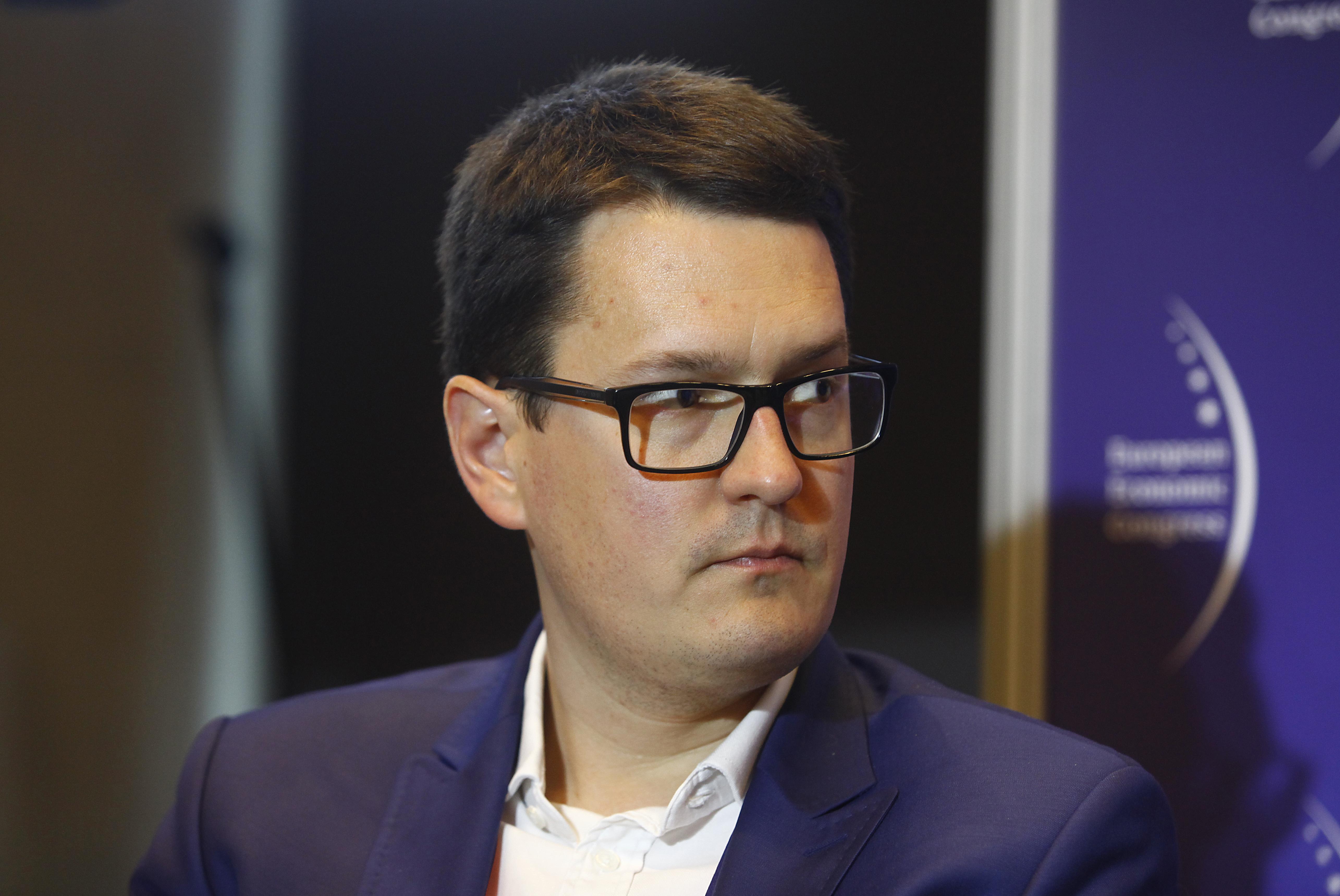 Adam Jędrzejewski, prezes Stowarzyszenia Mobilne Miasto. Fot. PTWP/AŁ