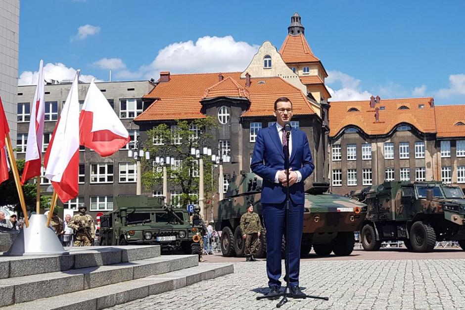 Premier: Budujemy silny Śląsk dla Polski