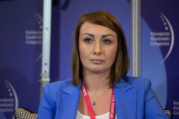 Agnieszka Gładysz,zastępca prezydenta Siemianowic Śląskich (fot.PTWP)