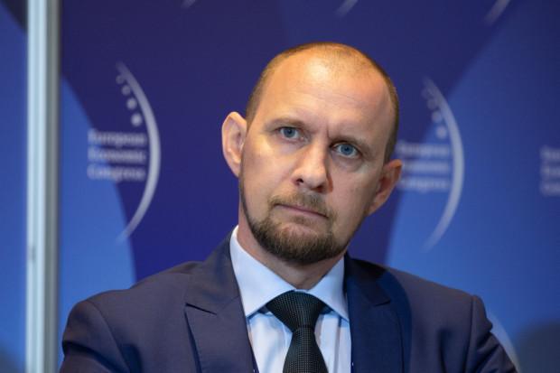 Konrad Romek Eco Tech System Sp. z o.o. - prezes zarządu (fot.PTWP)