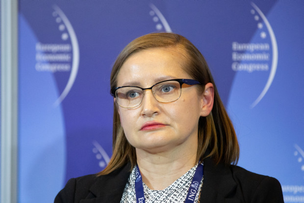 Magda Gosk Ministerstwo Środowiska, Polska - dyrektor, Departament Gospodarki Odpadam (fot.PTWP)