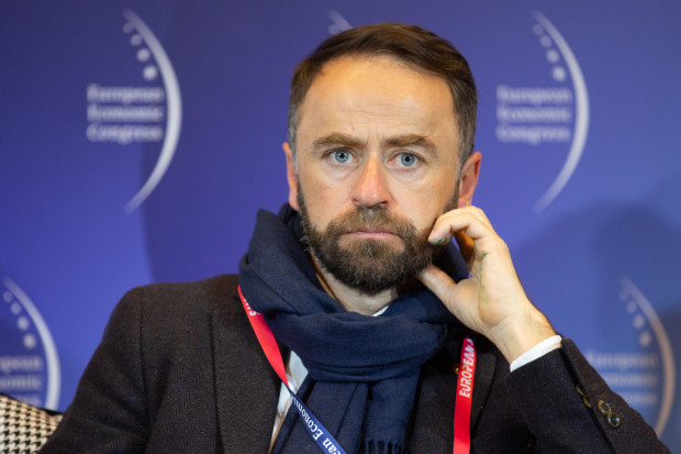 Michał Olszewski zastępca prezydenta Warszawy (fot.PTWP)