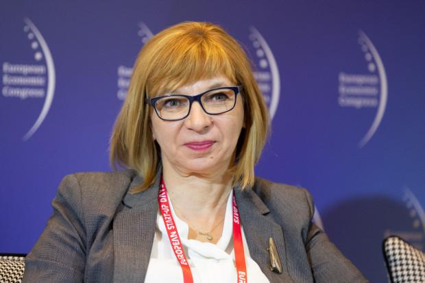 Elżbieta Radwan Stowarzyszenie Metropolia Warszawska - burmistrz Wołomina (fot.PTWP)