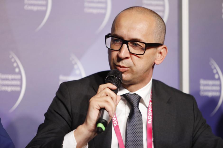 Kazimierz Karolczak, przewodniczący Metropolii Górnośląsko-Zagłębiowskiej.