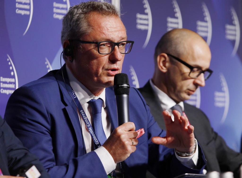 Frédéric Faroche, prezes zarządu i dyrektor generalny Grupy Veolia w Polsce