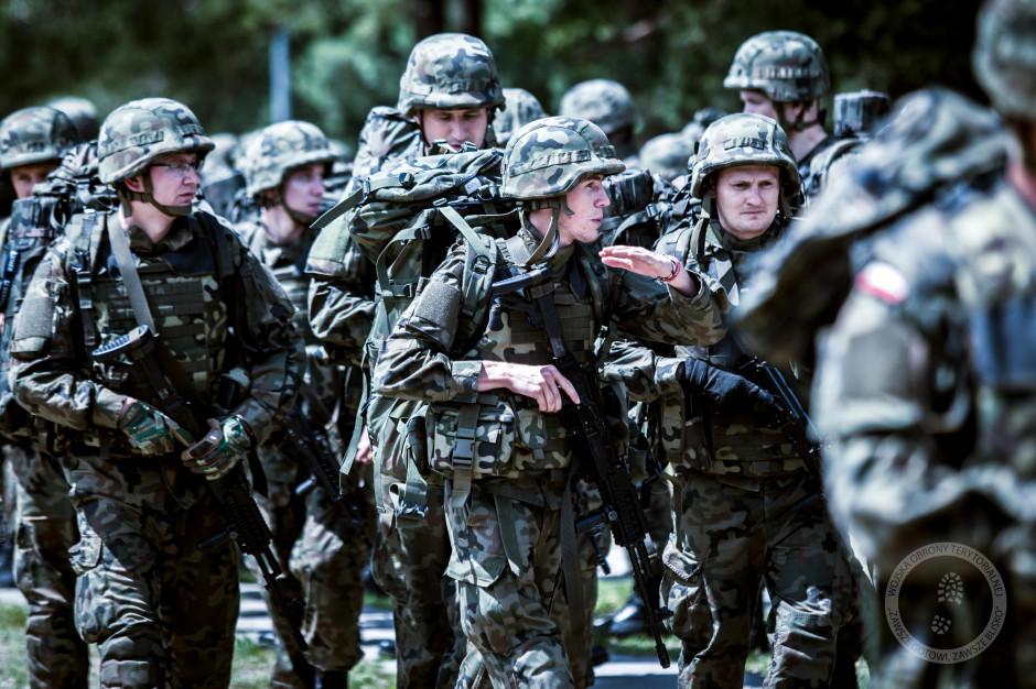 Nie tylko na wojnę. Wojska Obrony Terytorialnej rosną w siłę