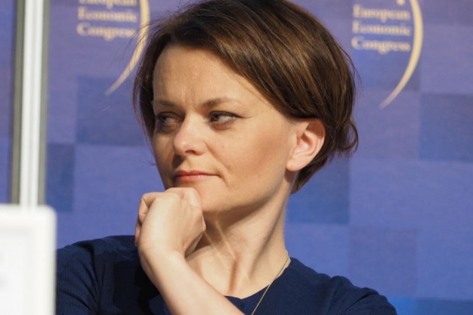 Jadwiga Emilewicz: potrafiliśmy nie tylko wykorzystać fundusze europejskie, ale zmobilizować środki własne