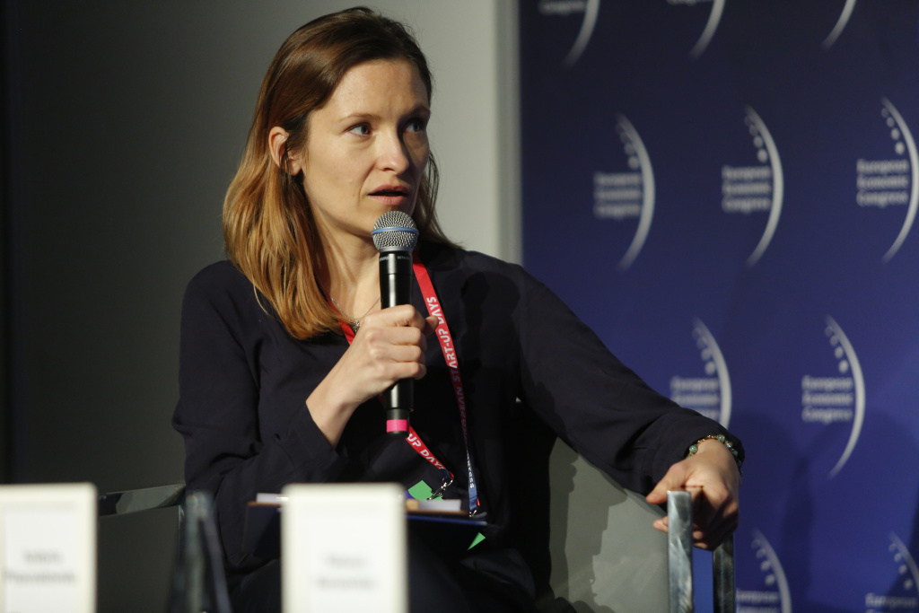 Justyna Piszczakowska (fot. PTWP)