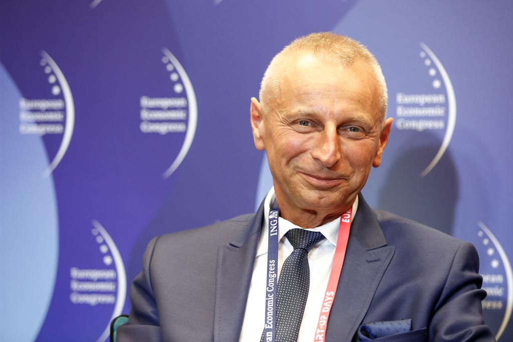 Ryszard Brejza, prezydent Inowrocławia, wskazywał na konieczność zmiany w nadawaniu miastom statusu grodzkich (fot. PTWP)