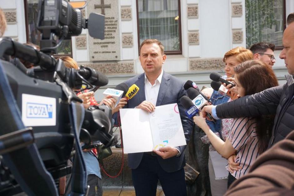 Łódź składa przedsądowe wezwanie do zapłaty za rządową reformę oświaty