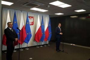 Premier: Nie chcemy, żeby wszystkie drogi prowadziły tylko do Warszawy, Krakowa czy Wrocławia