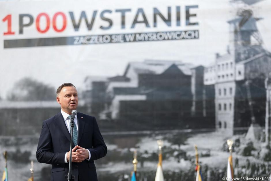 Andrzej Duda: Wierzę, że Śląsk będzie kolebką nowoczesnego i ekologicznego przemysłu