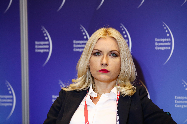 Ewa Jankowska, sekretarz Świdnika. Fot. PTWP