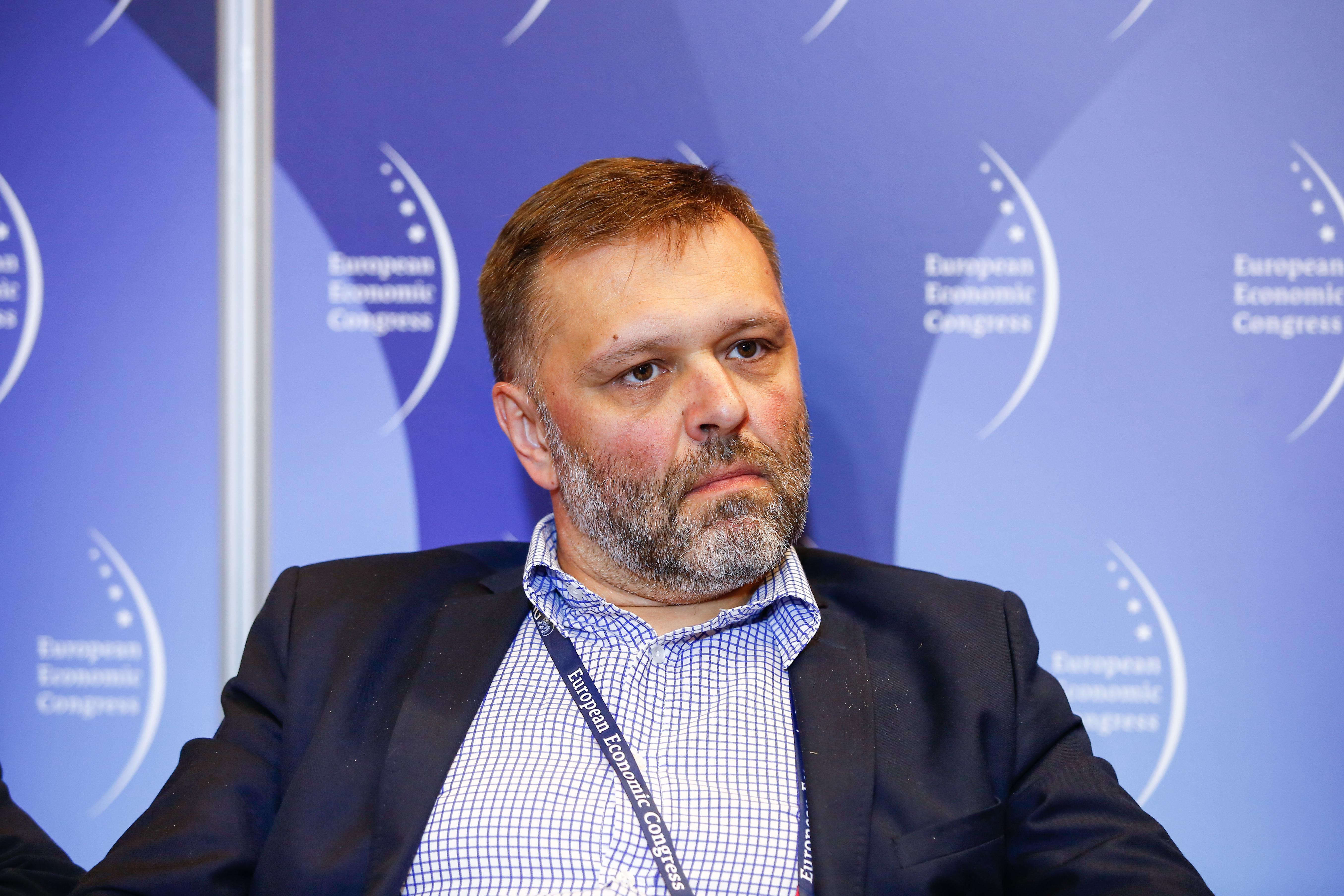 Włodzimierz Łoziński, prezes Vooom. Fot. PTWP