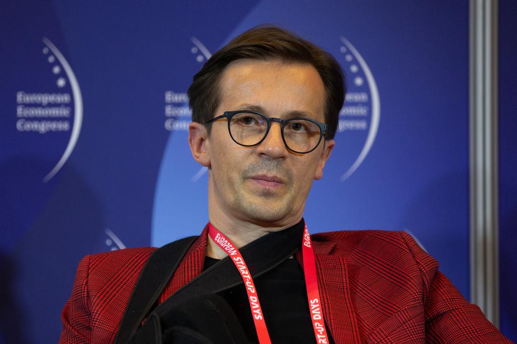 Architekt i urbanista Tomasz Konior
