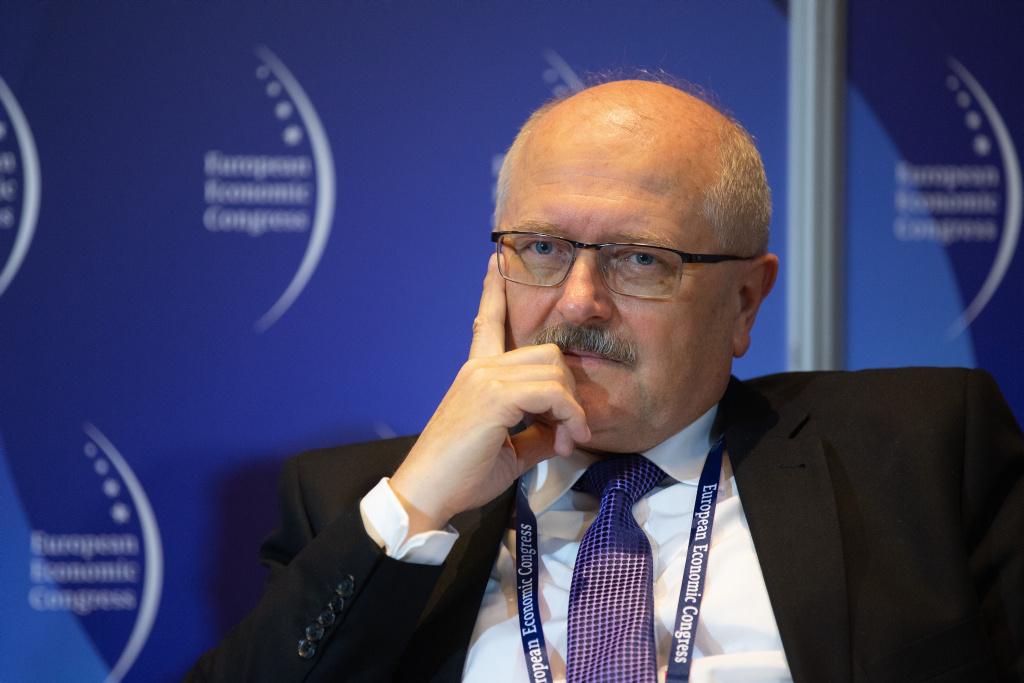 Piotr Uszok, były prezydent Katowic