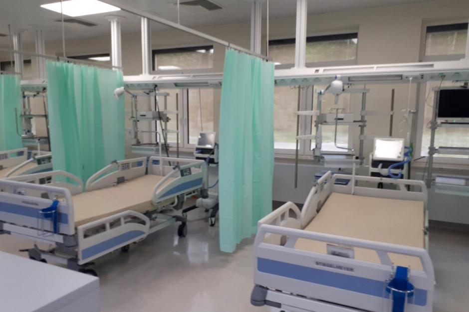 Otwarto nowy oddział w szpitalu powiatowym w Nowej Dębie. Koszt inwestycji to ponad 8 mln zł