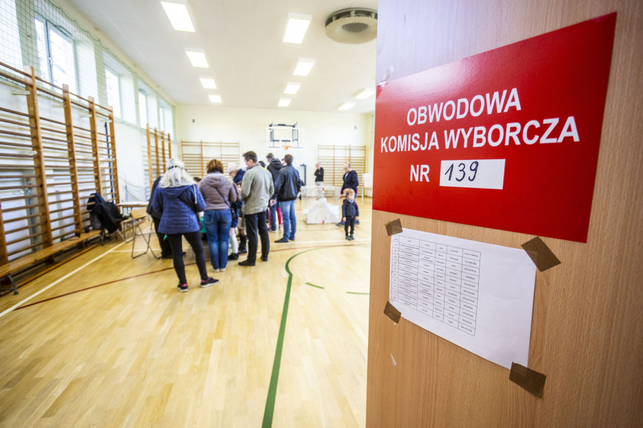 Wybory do parlamentu Europejskiego. Lokale wyborcze będą dostępne dla osób niepełnosprawnych?