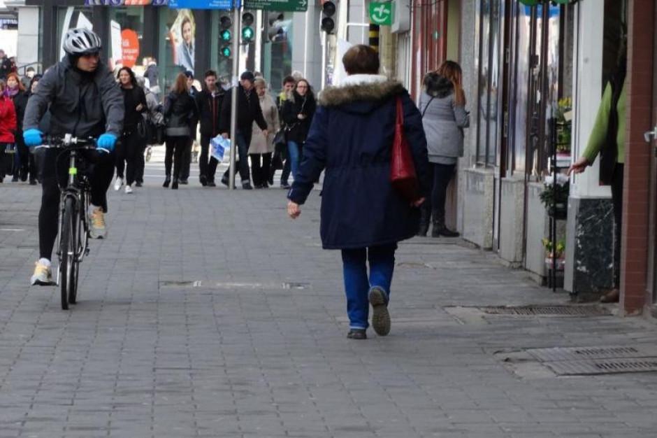 Szczecin bierze się za chodniki