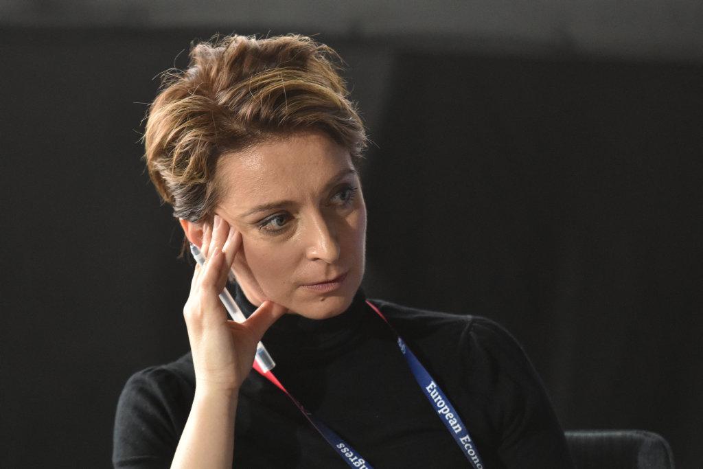 Ewa Bogusz-Moore, dyrektor naczelna i programowa Narodowej Orkiestry Symfonicznej Polskiego Radia