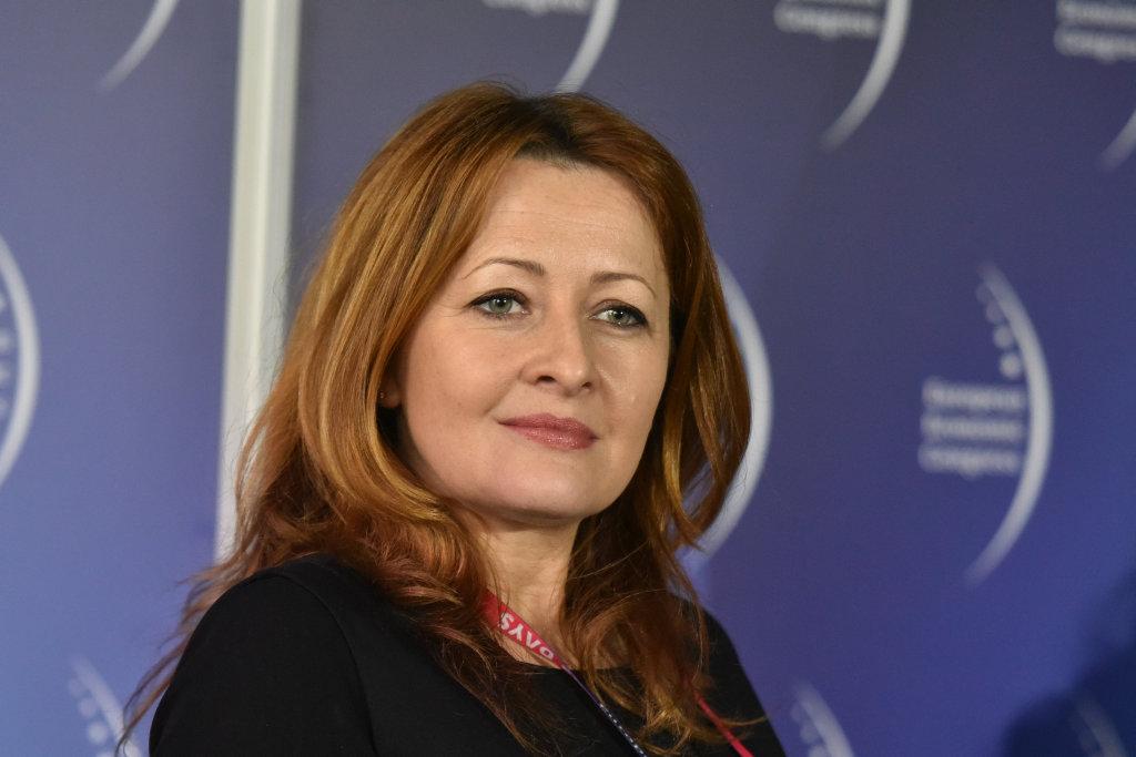 Małgorzata Długowska-Błach z Teatru Śląskiego