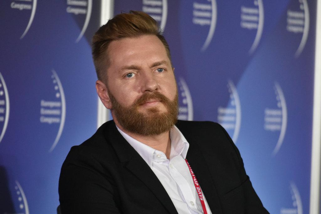 """Michał Orzechowski, przedstawiciel dewelopera """"Moderator Inwestycje"""""""