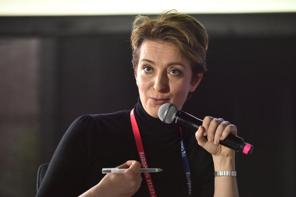 Ewa Bogusz-Moore, dyrektorka Narodowej Orkiestry Symfonicznej Polskiego Radia (fot. PTWP)