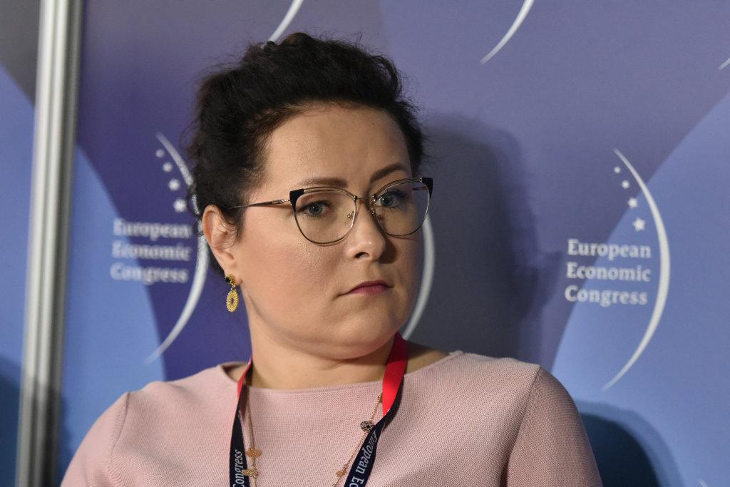Agata Górnicka, dyrektor ds. relacji z otoczeniem PKN Orlen (fot. PTWP)