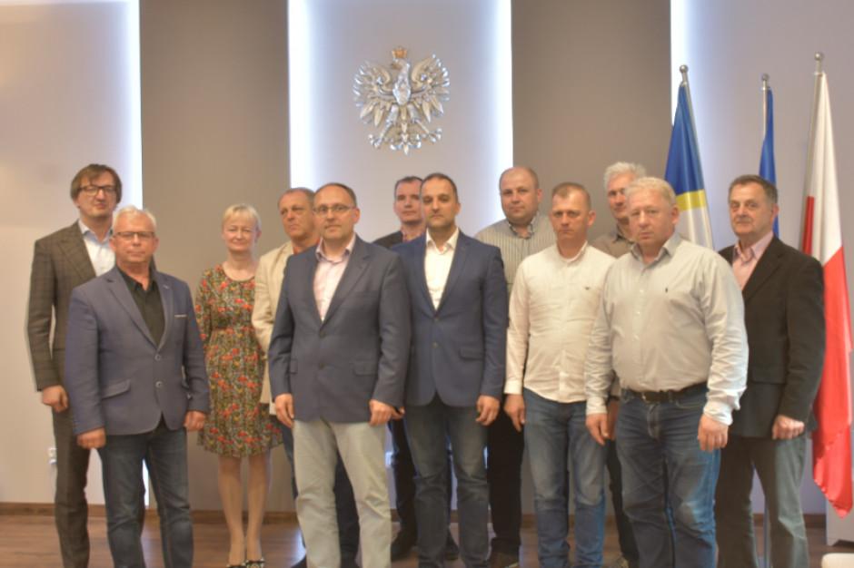 Burmistrz Pelplina powołał radę gospodarczą