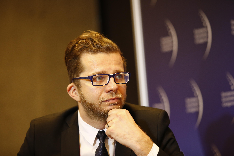 Bartosz Dyląg, Portal Samorządowy (fot. PTWP)