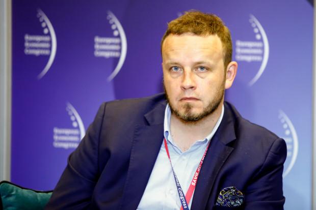 Rafał Kerger, redaktor naczelny serwisu Portalsamorzadowy.pl