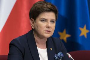Beata Szydło zawiesza kampanię wyborczą. Powodem sytuacja pogodowa w Polsce