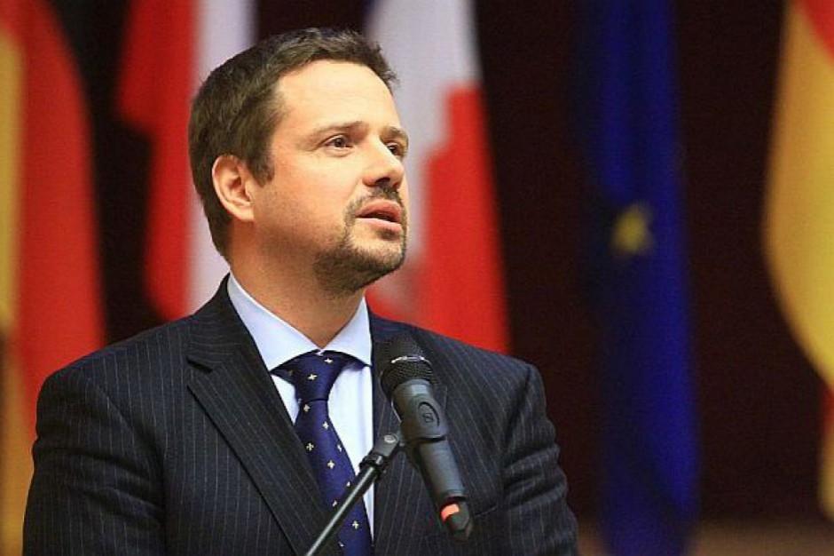 Rafał Trzaskowski: Słowa premiera to czysta bezczelność