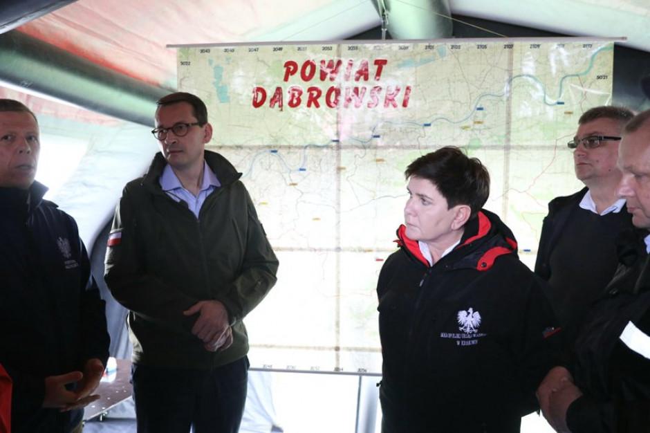 W czwartek w Małopolsce posiedzenie sztabu kryzysowego z udziałem premiera