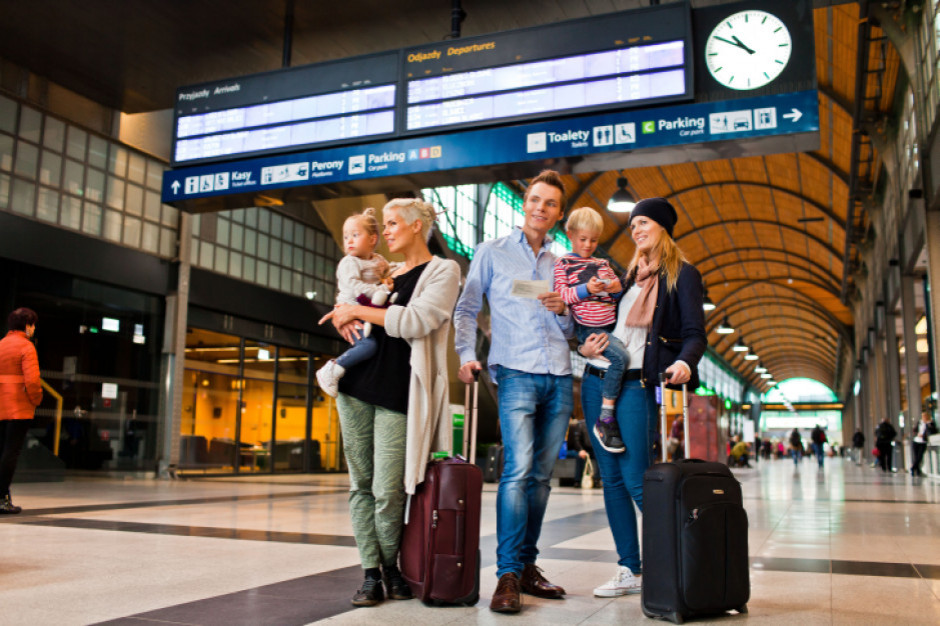 Prezes PKP SA: Widać powrót pasażerów do pociągów
