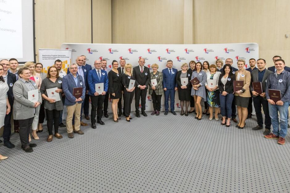Kujawsko-pomorskie. 31 mln zł z Unii trafi do samorządów i przedsiębiorców