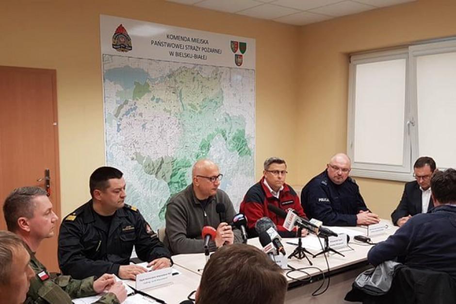 Wojewoda śląski: mieszkańcy nie zostaną pozostawieni sami sobie