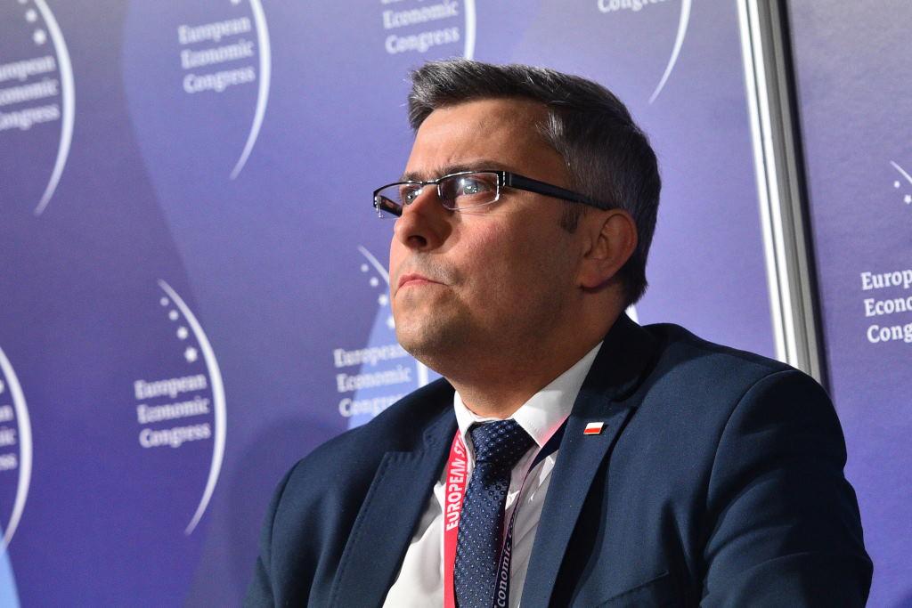 Jarosław Wieczorek, wojewoda śląski (fot.PTWP)