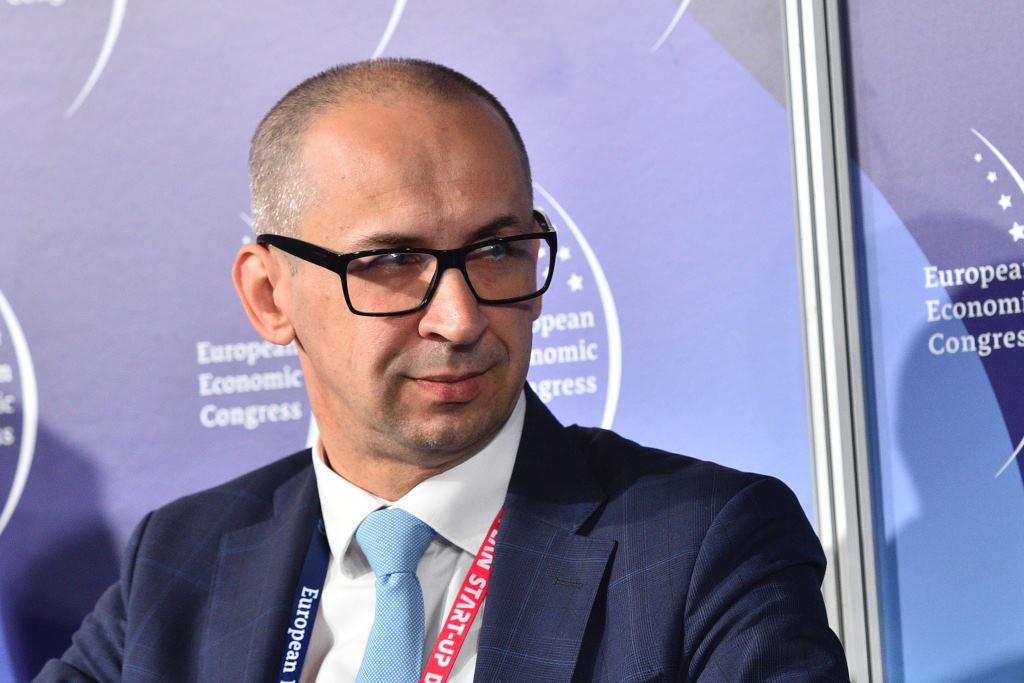 Kazimierz Karolczak, przewodniczący Górnośląsko- Zagłębiowskiej Metropolii. (fot.PTWP)