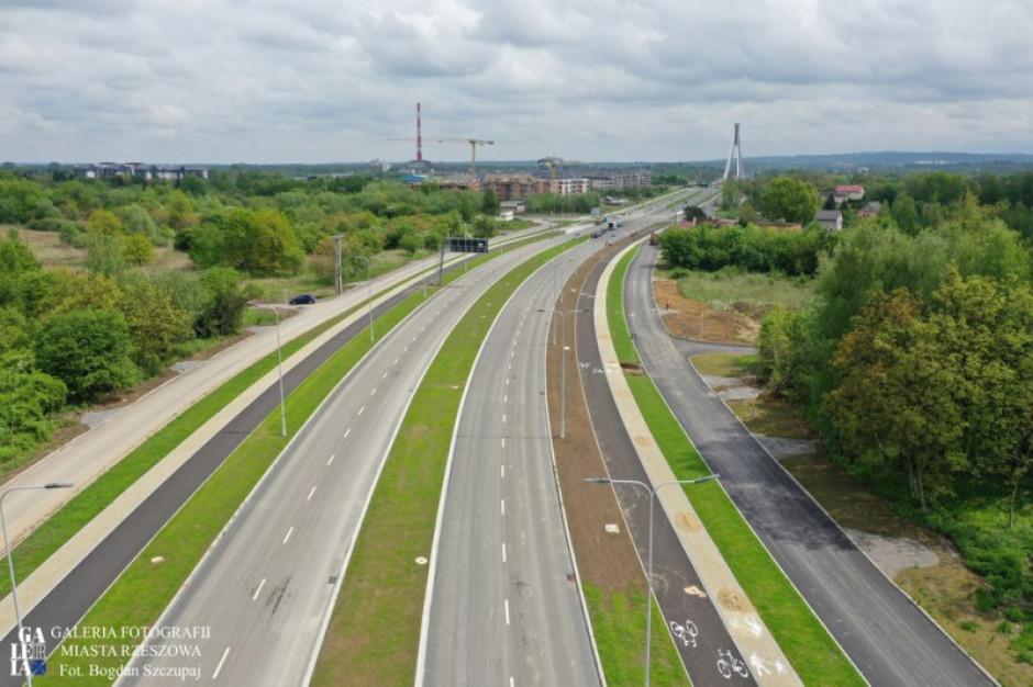 26 mln zł kosztowało połączenie dwóch ulic w Rzeszowie