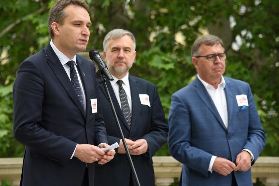Samorządy Poznania, powiatu i regionu zapraszają do świętowania 4 czerwca