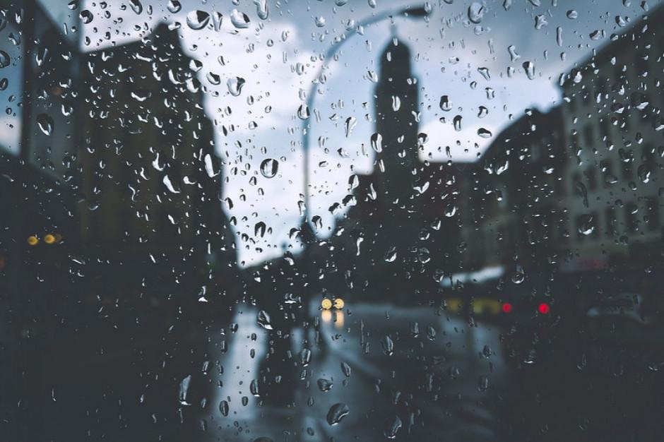 Prognoza pogody na 24 i 25 maja. Kolejny dzień z opadami deszczu