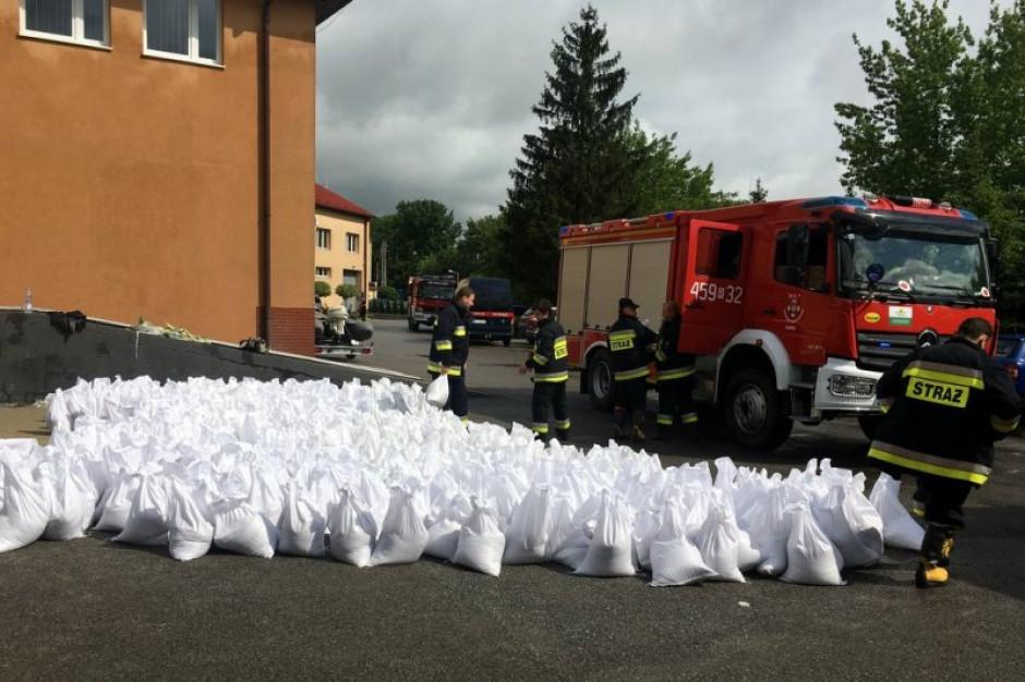 Państwowa Straż Pożarna: 3 348 interwencji w ciągu ostatniej doby