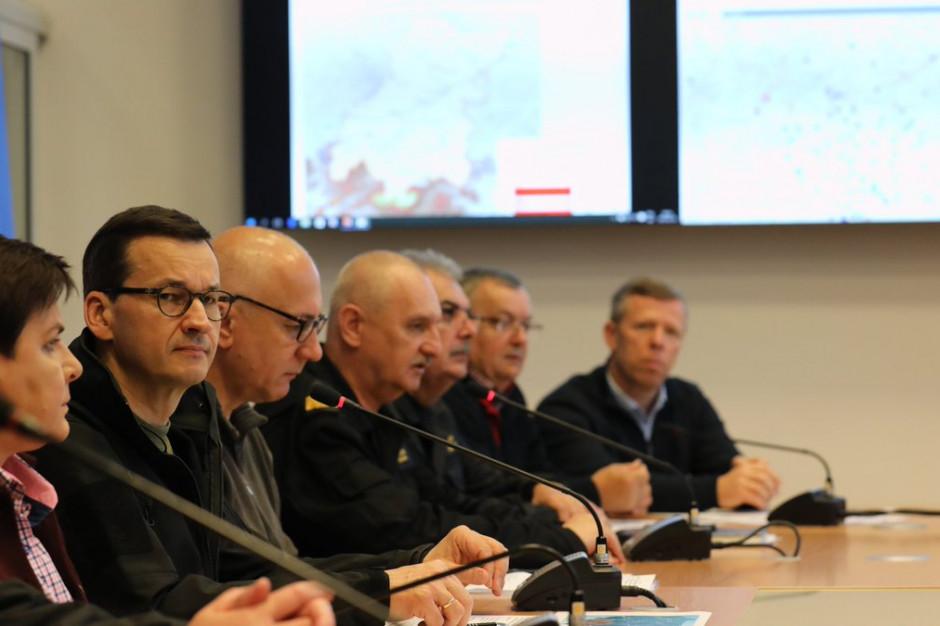 Szef MSWiA: sytuacja w Krakowie normalizuje się