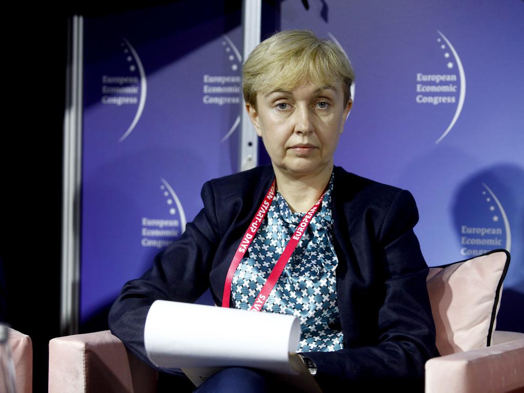 Dr Dorota Kałuża-Kopias, Zakład Demografii i Gerontologii Społecznej, Uniwersytet Łódzki.