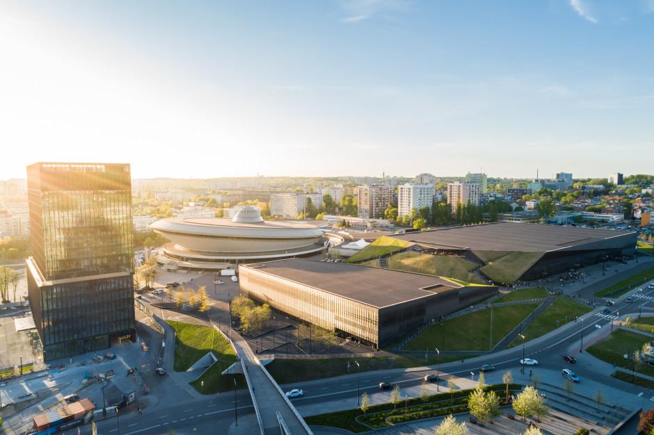 Katowice: Spodek i Międzynarodowe Centrum Kongresowe przejdą zieloną transformację
